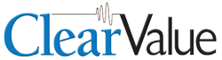 ClearValue hearing logo